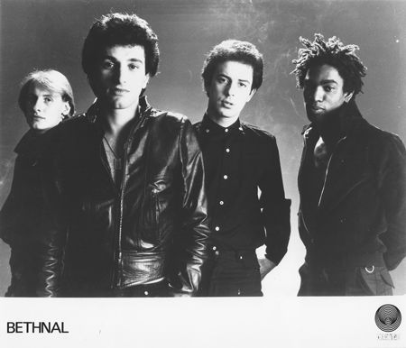 Image: 1970's band Bethnal.