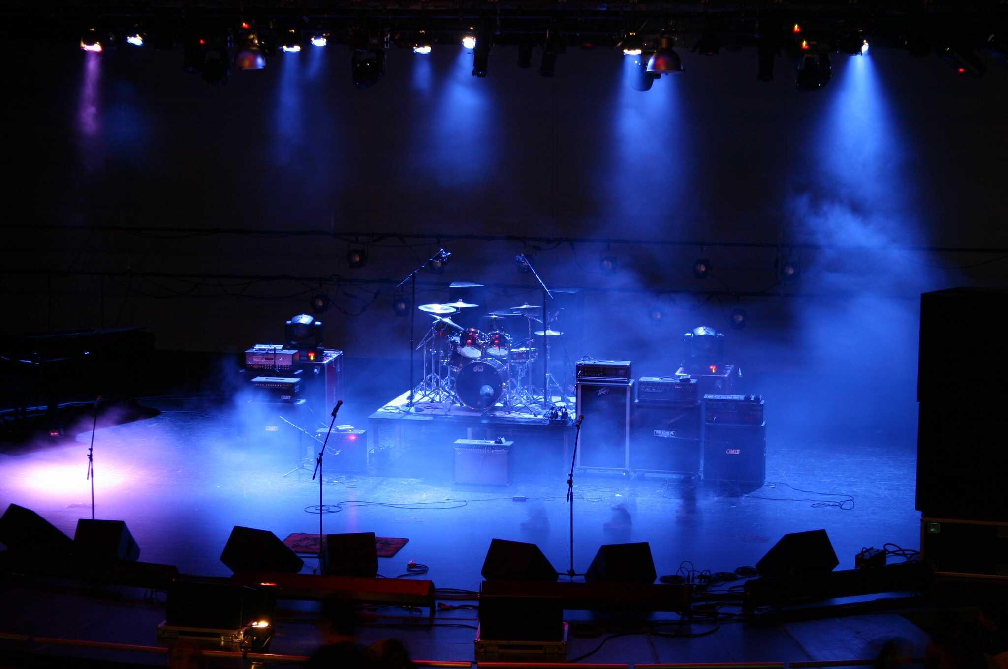 desrt mt concert fog